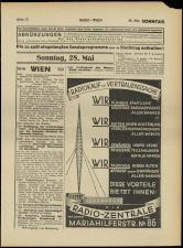Radio Wien 19330526 Seite: 73