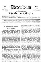Recensionen und Mittheilungen über Theater und Musik 18651223 Seite: 1