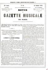 Revue Musicale
