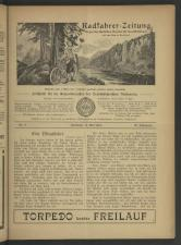 Radfahrer-Zeitung
