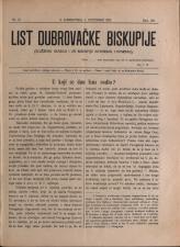 Ragusäer Diöcesanblatt