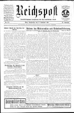 Reichspost 19281115 Seite: 1