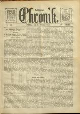 Salzburger Chronik für Stadt und Land 18791021 Seite: 1