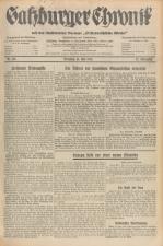 Salzburger Chronik für Stadt und Land 19360714 Seite: 1