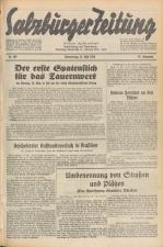 Salzburger Chronik für Stadt und Land