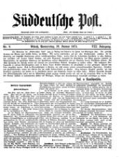 Süddeutsche Post
