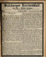 Salzburger Kirchenblatt