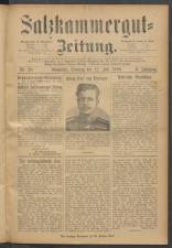 Salzkammergut-Zeitung