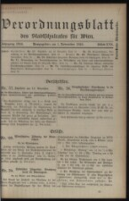 Verordnungsblatt des Stadtschulrates für Wien