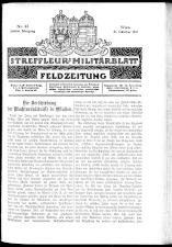 Streffleur's Militärblatt