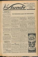 Die Stunde 19330818 Seite: 1