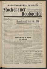 N.-Oe. Landpresse Stockerauer Zeitung