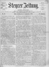 Steyrer Zeitung
