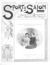 Sport und Salon 19030418 Seite: 1
