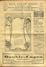 Salzburger Volksblatt: unabh. Tageszeitung f. Stadt u. Land Salzburg 19010907 Seite: 11