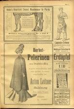 Salzburger Volksblatt: unabh. Tageszeitung f. Stadt u. Land Salzburg 19010907 Seite: 13