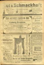 Salzburger Volksblatt: unabh. Tageszeitung f. Stadt u. Land Salzburg 19010907 Seite: 19