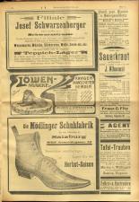 Salzburger Volksblatt: unabh. Tageszeitung f. Stadt u. Land Salzburg 19010907 Seite: 21