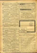 Salzburger Volksblatt: unabh. Tageszeitung f. Stadt u. Land Salzburg 19010907 Seite: 8