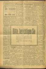 Salzburger Volksblatt: unabh. Tageszeitung f. Stadt u. Land Salzburg 19100826 Seite: 12