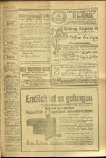 Salzburger Volksblatt: unabh. Tageszeitung f. Stadt u. Land Salzburg 19100826 Seite: 13