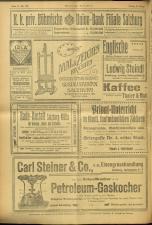 Salzburger Volksblatt: unabh. Tageszeitung f. Stadt u. Land Salzburg 19100826 Seite: 16