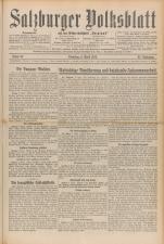 Salzburger Volksblatt: unabh. Tageszeitung f. Stadt u. Land Salzburg 19350409 Seite: 1