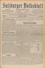 Salzburger Volksblatt: unabh. Tageszeitung f. Stadt u. Land Salzburg 19350411 Seite: 1