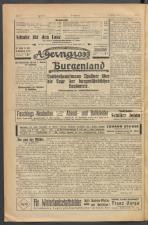 Tagblatt. Generalanzeiger für das Burgenland 19300108 Seite: 2