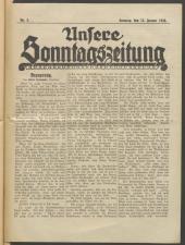Tagblatt. Generalanzeiger für das Burgenland 19300112 Seite: 5