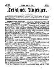 Tetschner Anzeiger