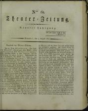 Wiener Theater-Zeitung (Bäuerles Theaterzeitung)