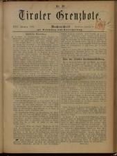 Tiroler Grenzbote 18930924 Seite: 1