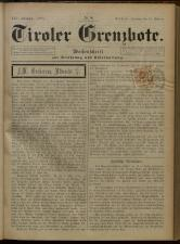 Tiroler Grenzbote