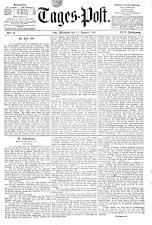 (Linzer) Tages-Post 18990111 Seite: 1