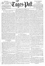 (Linzer) Tages-Post 18990114 Seite: 1