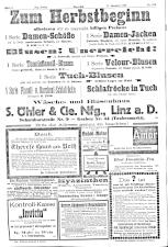 (Linzer) Tages-Post 19090917 Seite: 14
