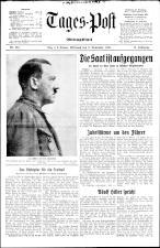 (Linzer) Tages-Post 19381109 Seite: 1