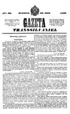 Gazeta de Transilvania