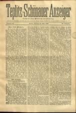 Teplitz-Schönauer Anzeiger 18930325 Seite: 1