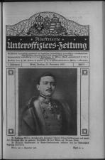 Unteroffiziers-Zeitung