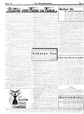 Die Unzufriedene 19330114 Seite: 8