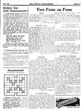 Die Unzufriedene 19381113 Seite: 5