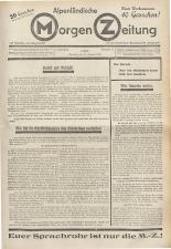 Alpenländische Morgen Zeitung