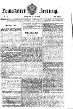 Temesvarer Zeitung