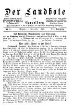 Der Vorarlberger