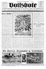 Volksbote 19281222 Seite: 1