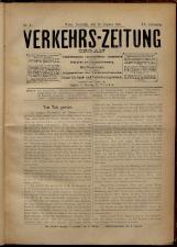 Verkehrszeitung 18930129 Seite: 1