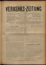 Verkehrszeitung 18930716 Seite: 1
