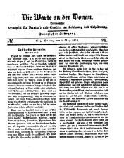 Österreichisches Bürgerblatt für Verstand, Herz und gute Laune